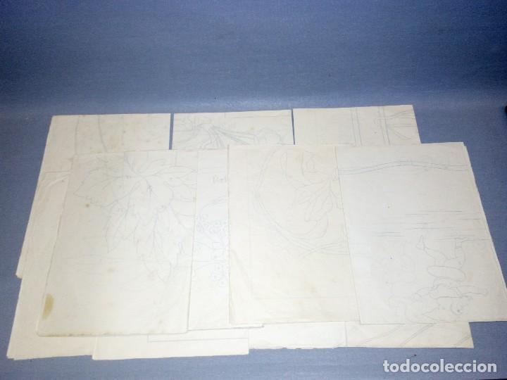 Antigüedades: 918- ANTIGUA MAQUINA/SET DE TEJER + 15 PATRONES ( THE EXCELSIOR MACHINE) - AÑO 1919 ( RARA) - Foto 10 - 78822381