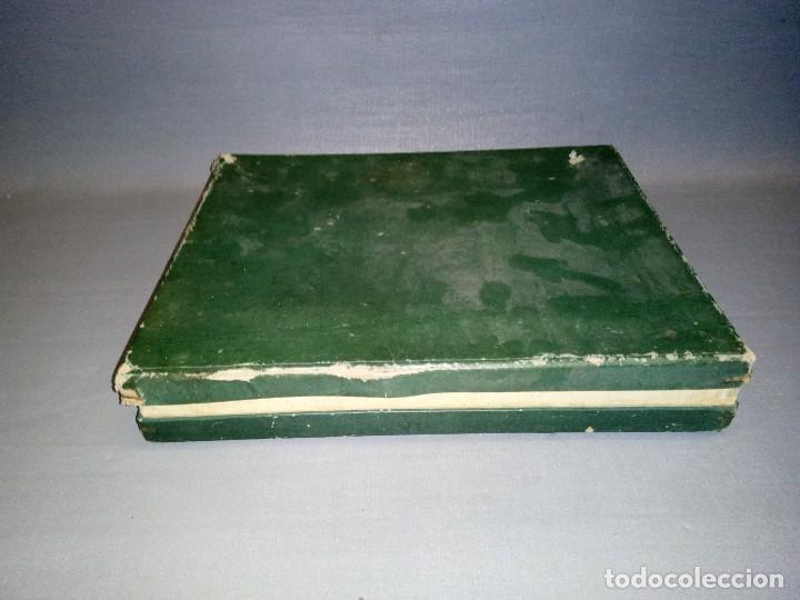 Antigüedades: 918- ANTIGUA MAQUINA/SET DE TEJER + 15 PATRONES ( THE EXCELSIOR MACHINE) - AÑO 1919 ( RARA) - Foto 12 - 78822381