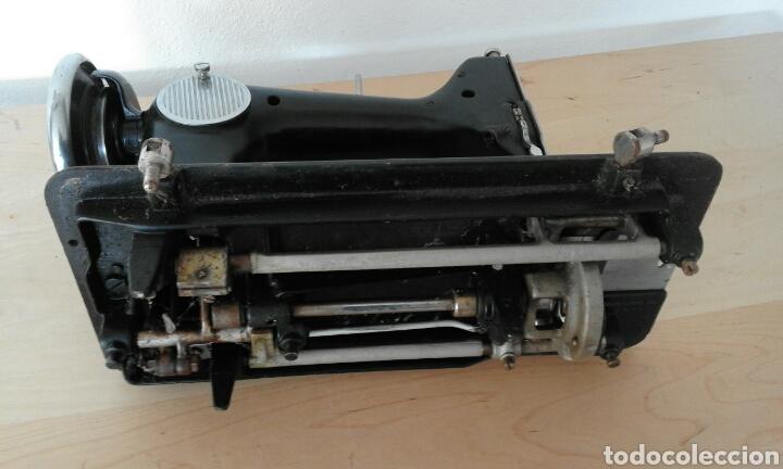 Antigüedades: Máquina de coser Sigma - Foto 3 - 78835355