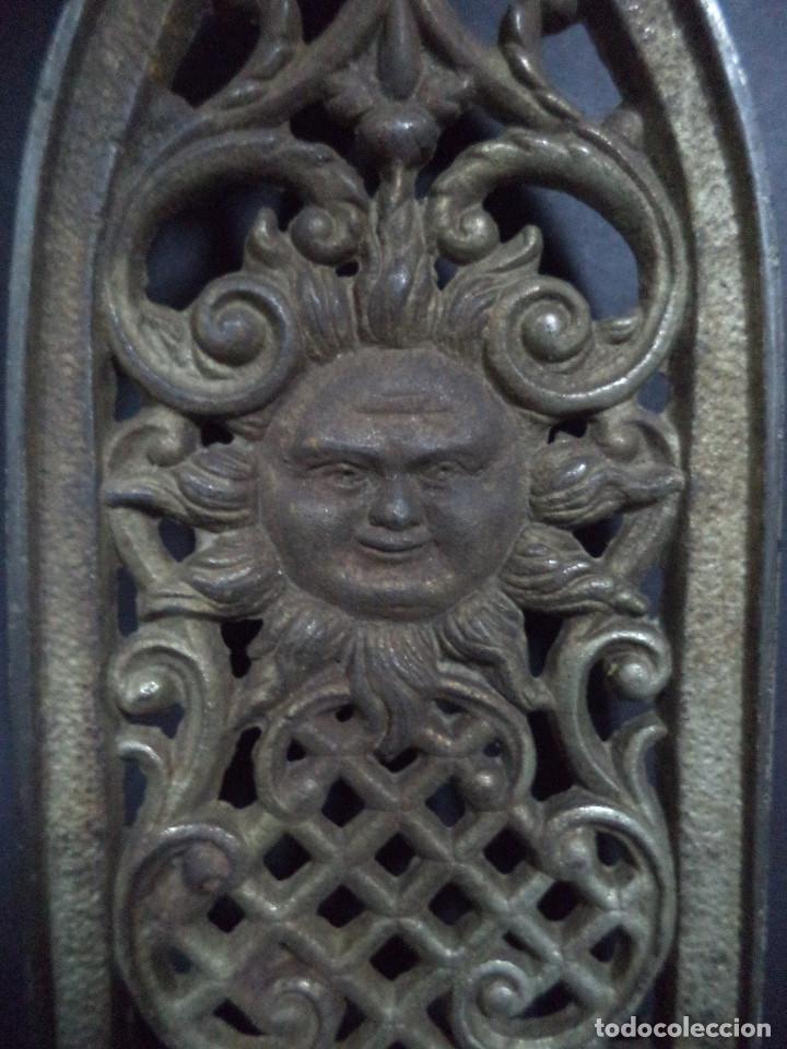 Antigüedades: BASE PARA PLANCHA ANTIGA - Decoraçãi sol - Arte Nova 01 - Foto 3 - 78937093