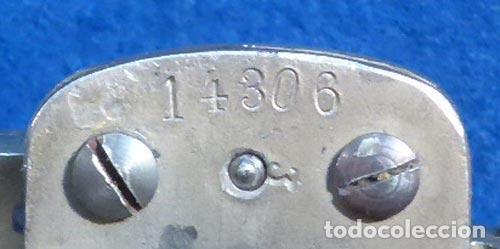Antigüedades: PRECIOSA ANTIGUA UNICA MAQUINA ESCRIBIR AEG MIGNON NUMERO 2 PRECIOSA OBRA ARTE MUSEO PVP 1600 € - Foto 15 - 79077241
