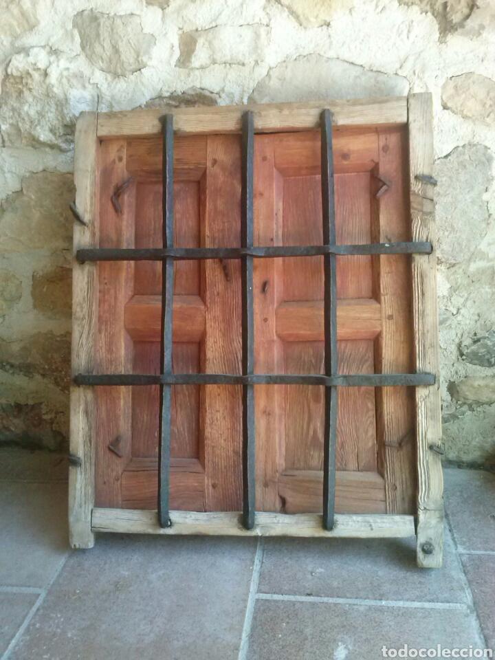 Bonita antigua ventana con reja de forja bien comprar forjas antiguas en todocoleccion 79078730 - Rejas de forja antiguas ...