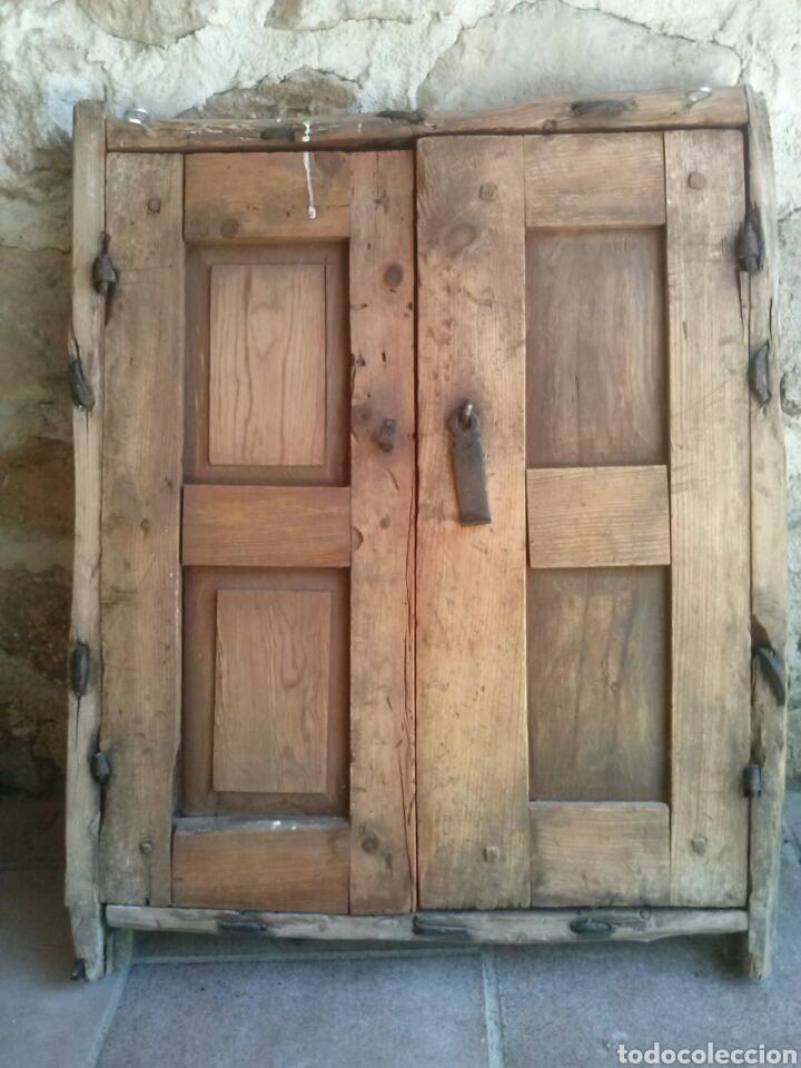 Antigüedades: Bonita antigua ventana con reja de forja. Bien restaurada - Foto 5 - 79078730