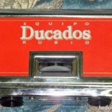 Antigüedades: VISOR ESTEROSCOPICO CON PUBLICIDAD DE LAMARCA DUCADOS. Lote 79172937