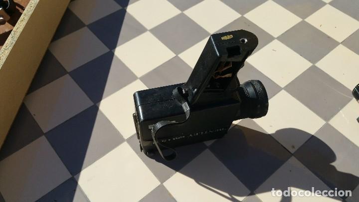Antigüedades: camara de cine bently super 8 bx720 - Foto 5 - 79321149