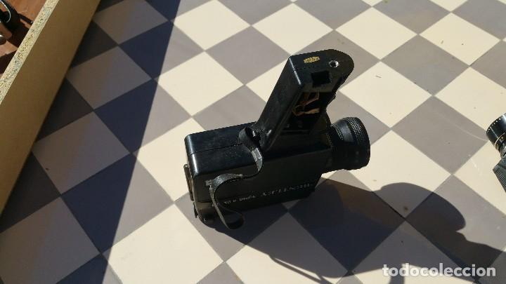 Antigüedades: camara de cine bently super 8 bx720 - Foto 6 - 79321149