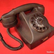 Teléfonos: TELÉFONO BAQUELITA AÑOS 50. Lote 79338289