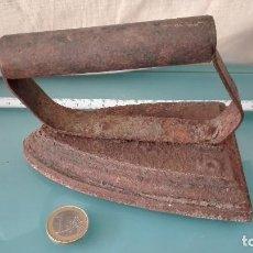 Antigüedades: ANTIGUA PLANCHA DE HIERRO N° 5. Lote 79537441