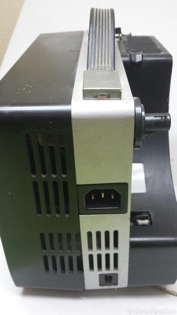 Antigüedades: Proyector Antiguo Bolex 18-3 DUO 8mm - Foto 4 - 79624846