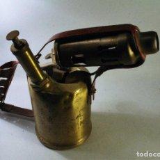 Antigüedades: SOPLETE DE PARAFINA MONITOR. MADE IN ENGLAND. Lote 79709797