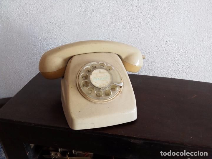 HERALDO (Antigüedades - Técnicas - Teléfonos Antiguos)