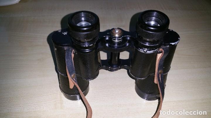 PRISMATICOS WRAY LONDON (Antigüedades - Técnicas - Instrumentos Ópticos - Prismáticos Antiguos)