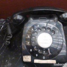 Teléfonos: ANTIGUO TELEFONO NEGRO . Lote 79911089
