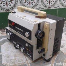 Antigüedades: PROYECTOR CINE SUPER 8 EUMIG 820 SONOMATIC. Lote 79924385
