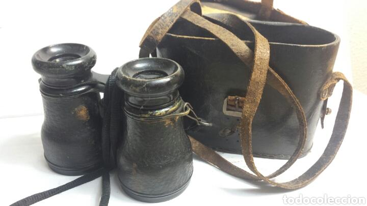 BINOCULARES ANTIGUOS DE OPERA AÑOS 50 (Antigüedades - Técnicas - Instrumentos Ópticos - Binoculares Antiguos)