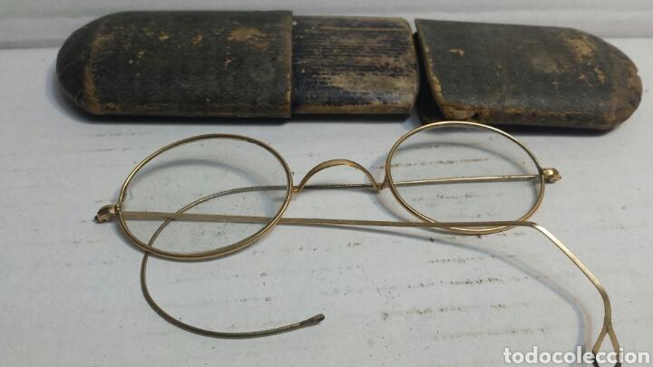 ANTIGUAS GAFAS PARA COLECCIÓN PRINCIPIO DEL SIGLO XX (Antigüedades - Técnicas - Instrumentos Ópticos - Gafas Antiguas)