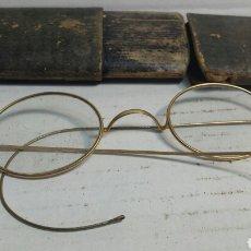 Antigüedades: ANTIGUAS GAFAS PARA COLECCIÓN PRINCIPIO DEL SIGLO XX. Lote 80219991