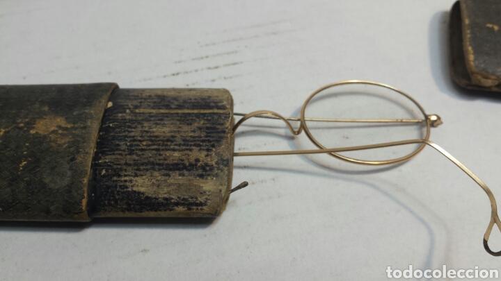 Antigüedades: Antiguas gafas para Colección principio del siglo XX - Foto 2 - 80219991