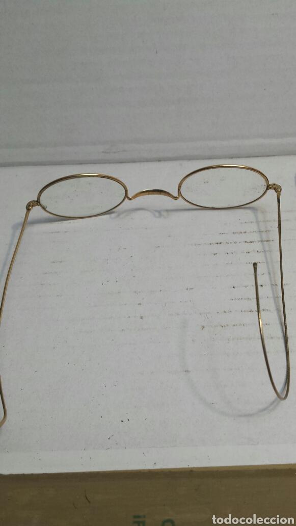 Antigüedades: Antiguas gafas para Colección principio del siglo XX - Foto 3 - 80219991