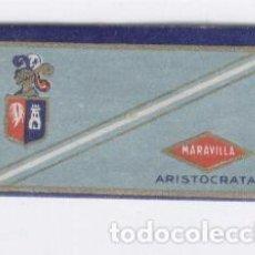 Antigüedades: HOJA DE AFEITAR. MARAVILLA. ARISTOCRACIA. Lote 80477349