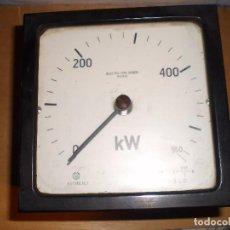 Antigüedades: RELOJ ELECTRO-TRUB-TAUBER KW. Lote 80509953