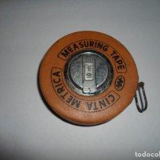 Antigüedades: CINTA MÉTRICA .. Lote 80644434