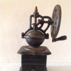Antigüedades: HIERRO MOLINILLO DE CAFÉ.. Lote 80701958