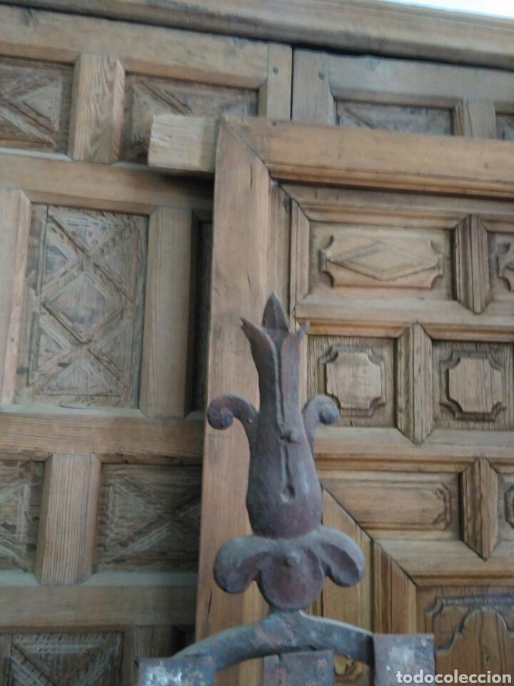 Antigüedades: Reja de forja siglo XVI - Foto 6 - 58642912