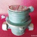 Antigüedades: ANTIGUO CONTADOR DE AGUA ELORRIAGA TAVIRA AÑO 1959. Lote 80878851
