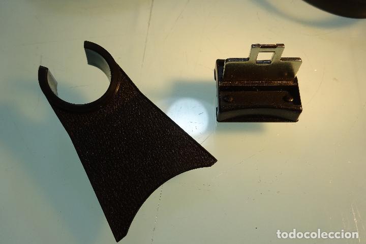 Antigüedades: INTERESANTE LOTE DE CÁMARA SUPER 8 BOLEX MODELO 5122 SOUND - MALETA Y MUCHOS ACCESORIOS - - Foto 9 - 81192936