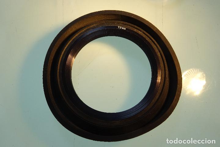 Antigüedades: INTERESANTE LOTE DE CÁMARA SUPER 8 BOLEX MODELO 5122 SOUND - MALETA Y MUCHOS ACCESORIOS - - Foto 12 - 81192936