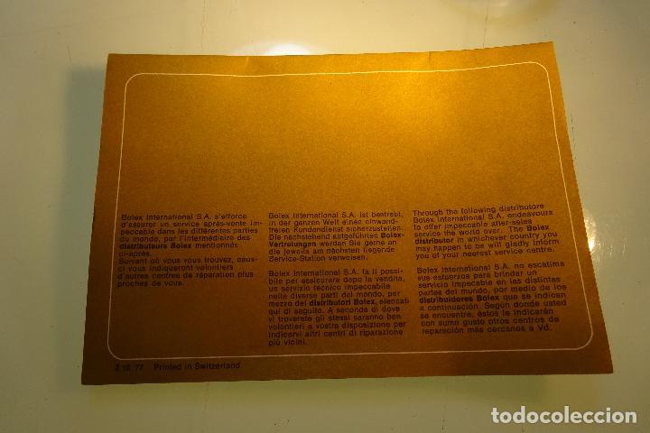 Antigüedades: INTERESANTE LOTE DE CÁMARA SUPER 8 BOLEX MODELO 5122 SOUND - MALETA Y MUCHOS ACCESORIOS - - Foto 15 - 81192936