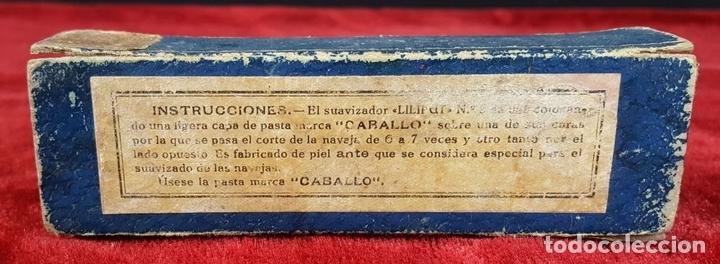 Antigüedades: CONJUNTO DE BARBERO COMPLETO. PRINCIPIOS SIGLO XX. - Foto 20 - 81272092