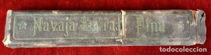 Antigüedades: CONJUNTO DE BARBERO COMPLETO. PRINCIPIOS SIGLO XX. - Foto 21 - 81272092