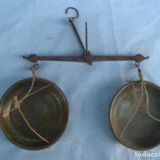 Antigüedades: PEQUEÑA BALANZA PESO.. Lote 81583488