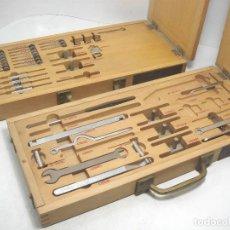 Antigüedades: HERRAMIENTAS DE AJUSTE CENTRALITA PENTACONTA - TELEFONICA - MULTISELECTOR - TELEFONO - KIT OPERADOR. Lote 82340552