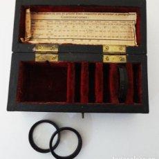 Antigüedades: JUEGO DE LUPAS ANTIGUAS. Lote 82389414