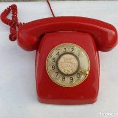 Teléfonos: TELÉFONO HERALDO ROJO CITESA MÁLAGA ADAPTADO A RED . Lote 82525228