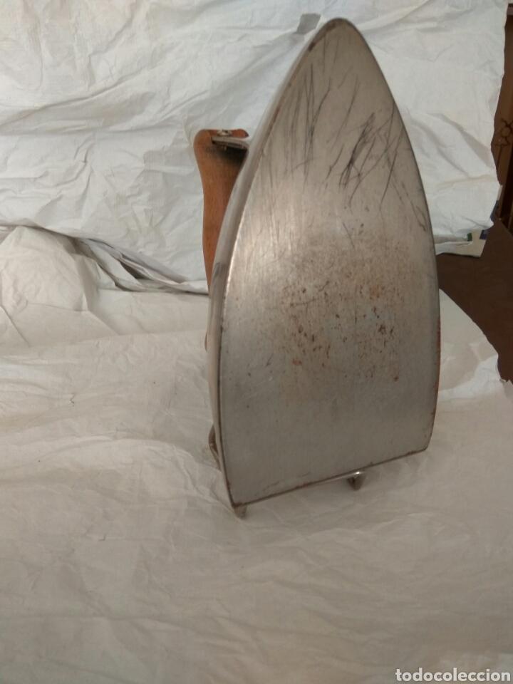 Antigüedades: ANTIGUA PLANCHA ELECTRICA WELMAN - Foto 3 - 82564848