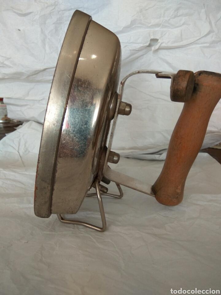 Antigüedades: ANTIGUA PLANCHA ELECTRICA WELMAN - Foto 5 - 82564848