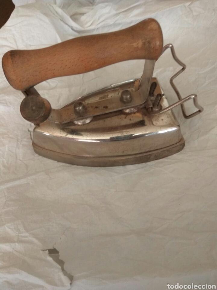 Antigüedades: ANTIGUA PLANCHA ELECTRICA WELMAN - Foto 6 - 82564848