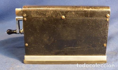 Antigüedades: ANTIGUA CALCULAORA MECANICA PIEZA DE MUSEO Y COLECCION FUNCIONANDO PERFECTA 290,00 € - Foto 8 - 82676788