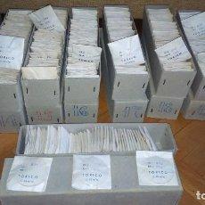 Antigüedades: CRISTAL PARA GAFAS - LOTE 150 CRISTALES OPTICOS GRADUADOS. Lote 82783548