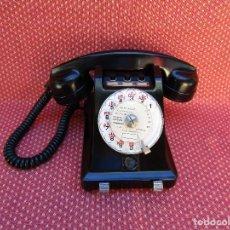 Teléfonos: TELEFONO CENTRALITA DE LA MARCA ERICSSON (FRANCIA). MEDIADOS DEL SIGLO XX.. Lote 82829212