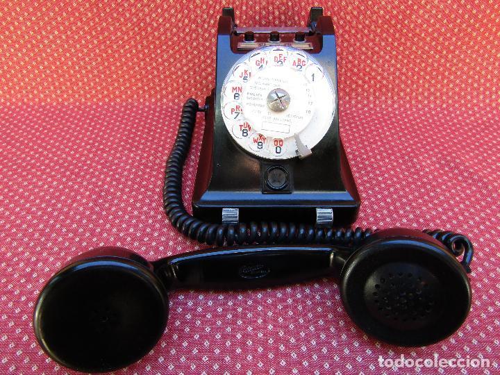 Teléfonos: TELEFONO CENTRALITA DE LA MARCA ERICSSON (FRANCIA). MEDIADOS DEL SIGLO XX. - Foto 6 - 82829212