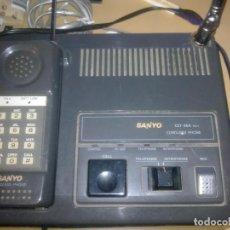 Teléfonos: INALAMBRICO SANYO.. Lote 82890812