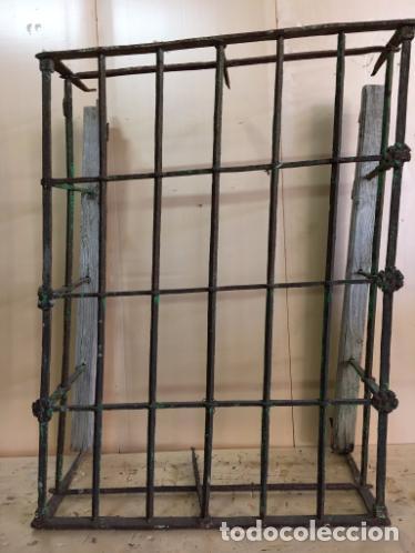 REJA ANTIGUA (Antigüedades - Técnicas - Cerrajería y Forja - Forjas Antiguas)