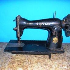 Antigüedades: CABEZAL MAQUINA DE COSER SINGER SIMANCO.FUNCIONA.. Lote 83521400