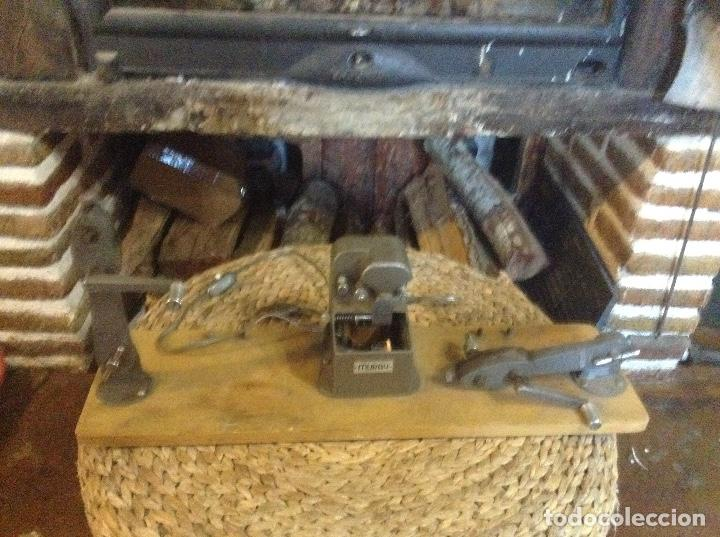 Antigüedades: Visionador, REBOBINADOR DE PELÍCULAS 8mm MURAY - Foto 2 - 223042970