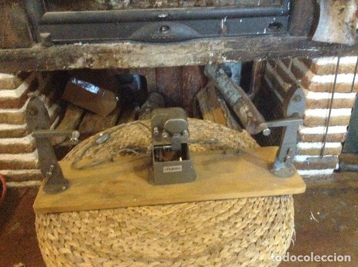 Antigüedades: Visionador, REBOBINADOR DE PELÍCULAS 8mm MURAY - Foto 4 - 223042858